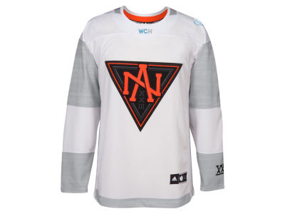 North America Hockey adidas Men's World Cup Of Hockey Premier Jersey