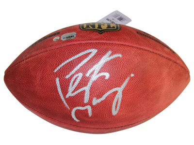 Indianapolis Colts Peyton Manning Peyton Manning Autographed Football