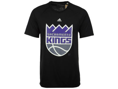 Sacramento Kings adidas NBA Men's Draw The Line Climalite T-Shirt