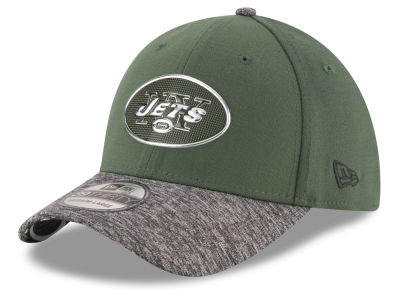 New York Jets New Era 2016 NFL Draft Reverse 39THIRTY Cap