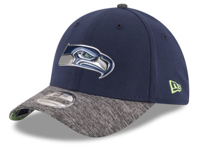 Seattle Seahawks New Era 2016 NFL Draft Reverse 39THIRTY Cap