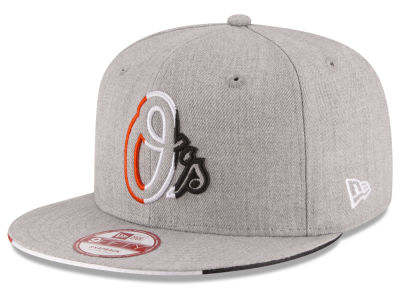 Baltimore Orioles New Era MLB Triple-H 9FIFTY Snapback Cap