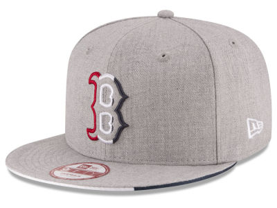Boston Red Sox New Era MLB Triple-H 9FIFTY Snapback Cap