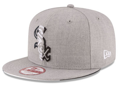 Chicago White Sox New Era MLB Triple-H 9FIFTY Snapback Cap