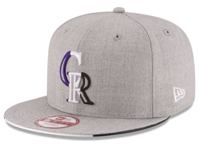Colorado Rockies New Era MLB Triple-H 9FIFTY Snapback Cap