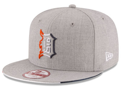 Detroit Tigers New Era MLB Triple-H 9FIFTY Snapback Cap