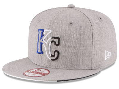 Kansas City Royals New Era MLB Triple-H 9FIFTY Snapback Cap