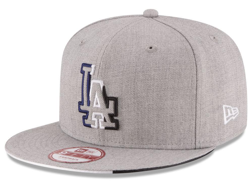 6b176ccf953d Los Angeles Dodgers New Era MLB Triple-H 9FIFTY Snapback Cap   lids.com