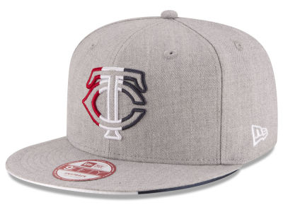 Minnesota Twins New Era MLB Triple-H 9FIFTY Snapback Cap
