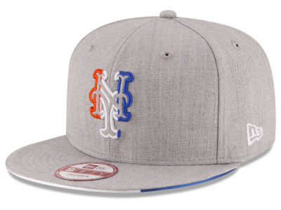 New York Mets New Era MLB Triple-H 9FIFTY Snapback Cap