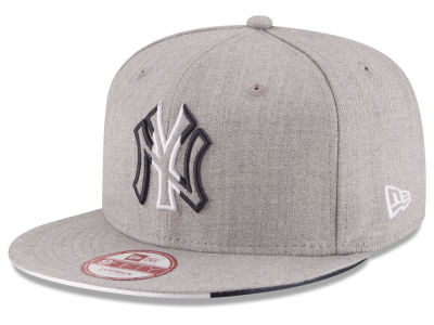 New York Yankees New Era MLB Triple-H 9FIFTY Snapback Cap