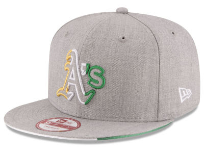 Oakland Athletics New Era MLB Triple-H 9FIFTY Snapback Cap