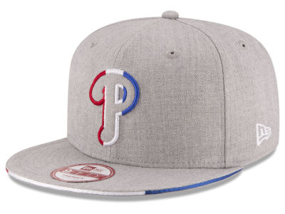 Philadelphia Phillies New Era MLB Triple-H 9FIFTY Snapback Cap