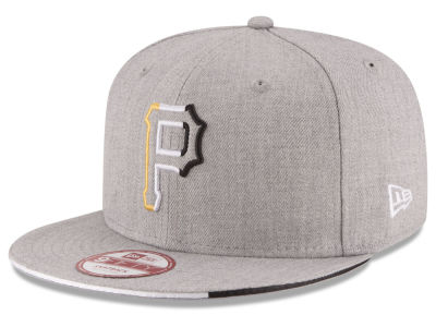 Pittsburgh Pirates New Era MLB Triple-H 9FIFTY Snapback Cap