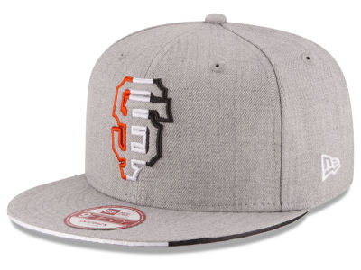 San Francisco Giants New Era MLB Triple-H 9FIFTY Snapback Cap