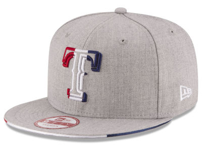 Texas Rangers New Era MLB Triple-H 9FIFTY Snapback Cap
