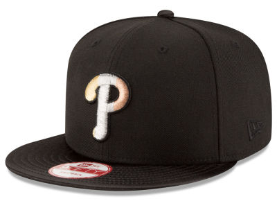 Philadelphia Phillies New Era MLB All Metals 9FIFTY Snapback Cap