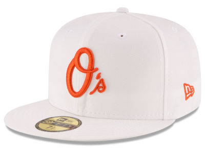 Baltimore Orioles New Era MLB Home Team 59FIFTY Cap