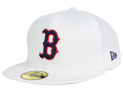 Boston Red Sox New Era MLB Home Team 59FIFTY Cap