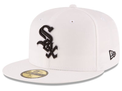 Chicago White Sox New Era MLB Home Team 59FIFTY Cap