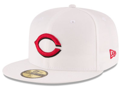 Cincinnati Reds New Era MLB Home Team 59FIFTY Cap