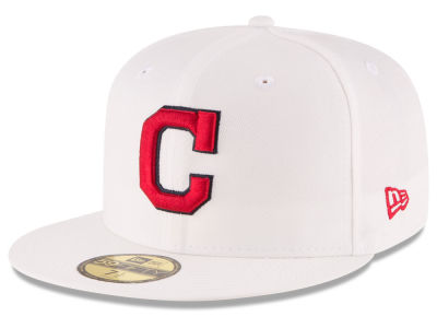 Cleveland Indians New Era MLB Home Team 59FIFTY Cap