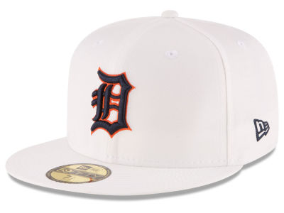 Detroit Tigers New Era MLB Home Team 59FIFTY Cap