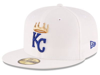 Kansas City Royals New Era MLB Home Team 59FIFTY Cap