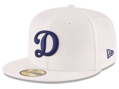 Los Angeles Dodgers New Era MLB Home Team 59FIFTY Cap