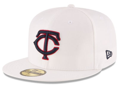 Minnesota Twins New Era MLB Home Team 59FIFTY Cap