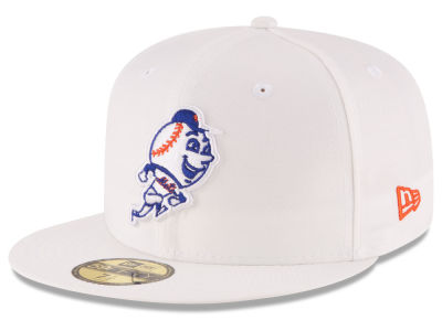 New York Mets New Era MLB Home Team 59FIFTY Cap