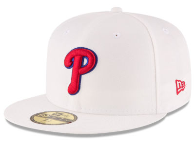 Philadelphia Phillies New Era MLB Home Team 59FIFTY Cap