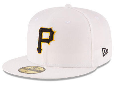 Pittsburgh Pirates New Era MLB Home Team 59FIFTY Cap