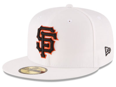 San Francisco Giants New Era MLB Home Team 59FIFTY Cap