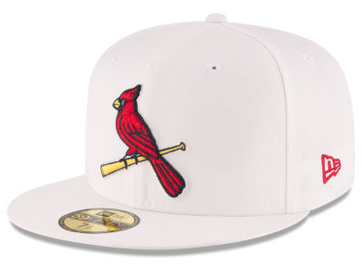 St. Louis Cardinals New Era MLB Home Team 59FIFTY Cap