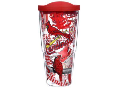 St. Louis Cardinals 24oz All Over Colossal Wrap Tumbler