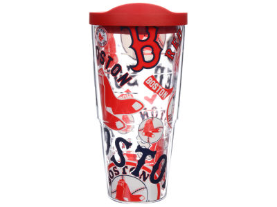 Boston Red Sox 24oz All Over Colossal Wrap Tumbler