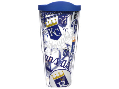 Kansas City Royals 24oz All Over Colossal Wrap Tumbler