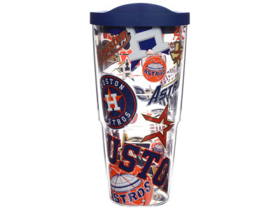 Houston Astros 24oz All Over Colossal Wrap Tumbler