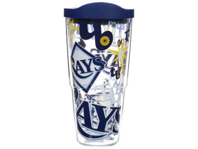 Tampa Bay Rays 24oz All Over Colossal Wrap Tumbler