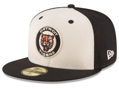 Detroit Tigers New Era MLB Vintage Throwback 59FIFTY Cap