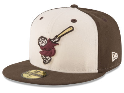 San Diego Padres New Era MLB Vintage Throwback 59FIFTY Cap