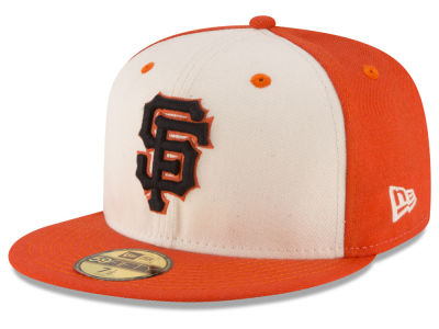 San Francisco Giants New Era MLB Vintage Throwback 59FIFTY Cap