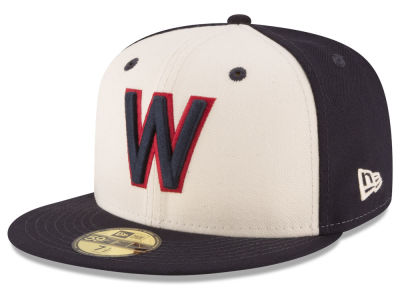 Washington Nationals New Era MLB Vintage Throwback 59FIFTY Cap
