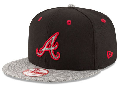 Atlanta Braves New Era MLB G-Fill 9FIFTY Snapback Cap
