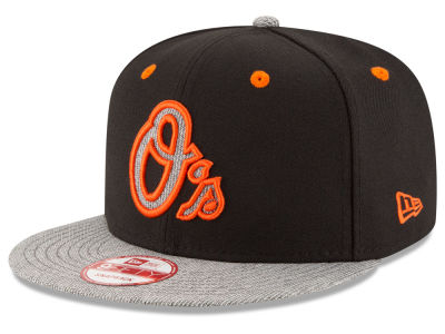Baltimore Orioles New Era MLB G-Fill 9FIFTY Snapback Cap