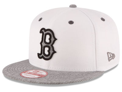 Boston Red Sox New Era MLB G-Fill 9FIFTY Snapback Cap