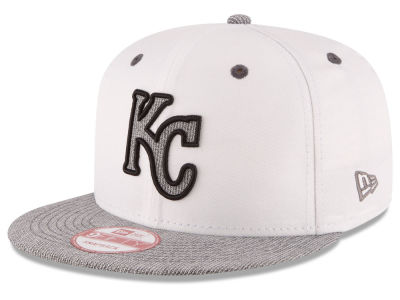 Kansas City Royals New Era MLB G-Fill 9FIFTY Snapback Cap