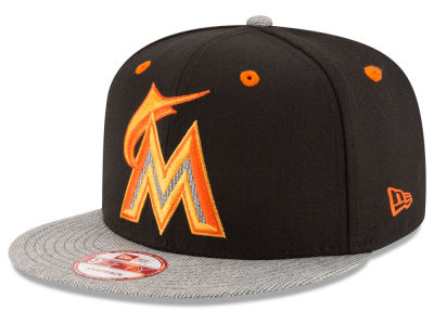 Miami Marlins New Era MLB G-Fill 9FIFTY Snapback Cap