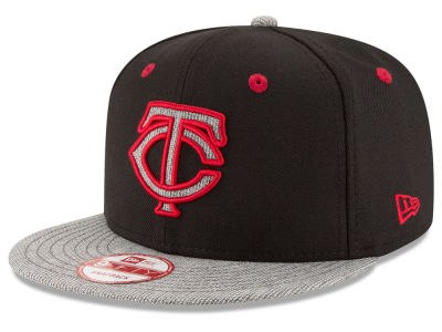 Minnesota Twins New Era MLB G-Fill 9FIFTY Snapback Cap